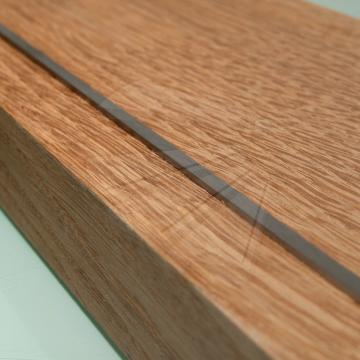 RVS Trapstrip 6mm X 1000mm